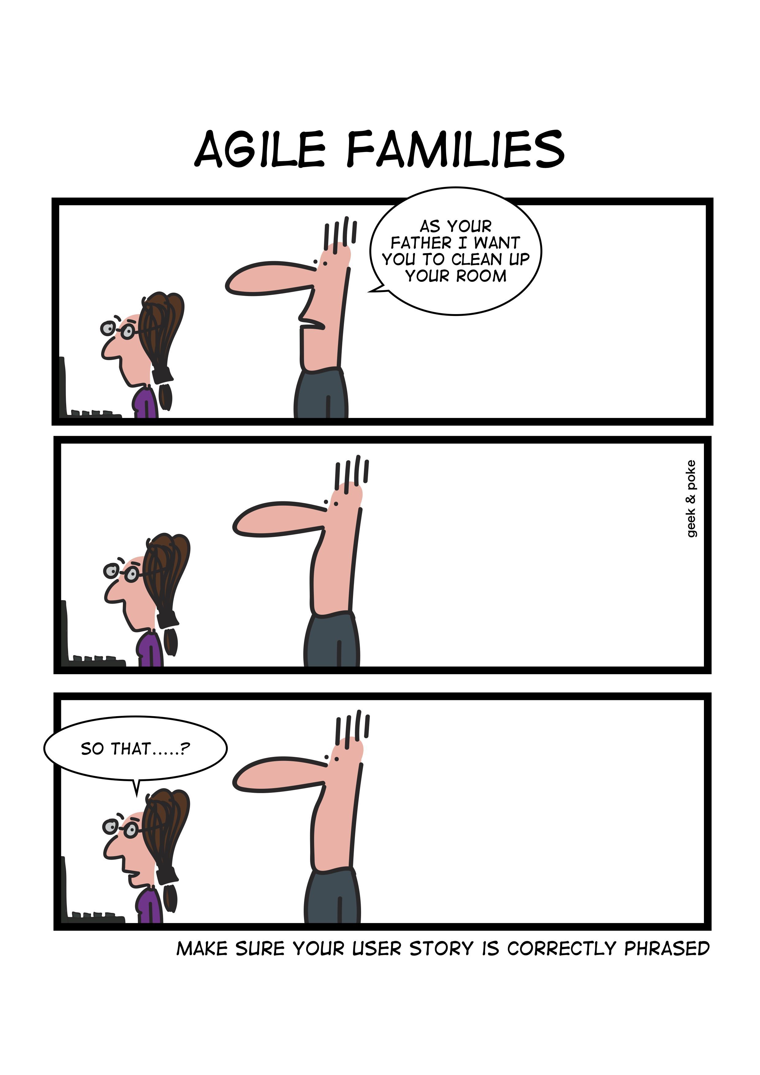 Image result for agile jokes