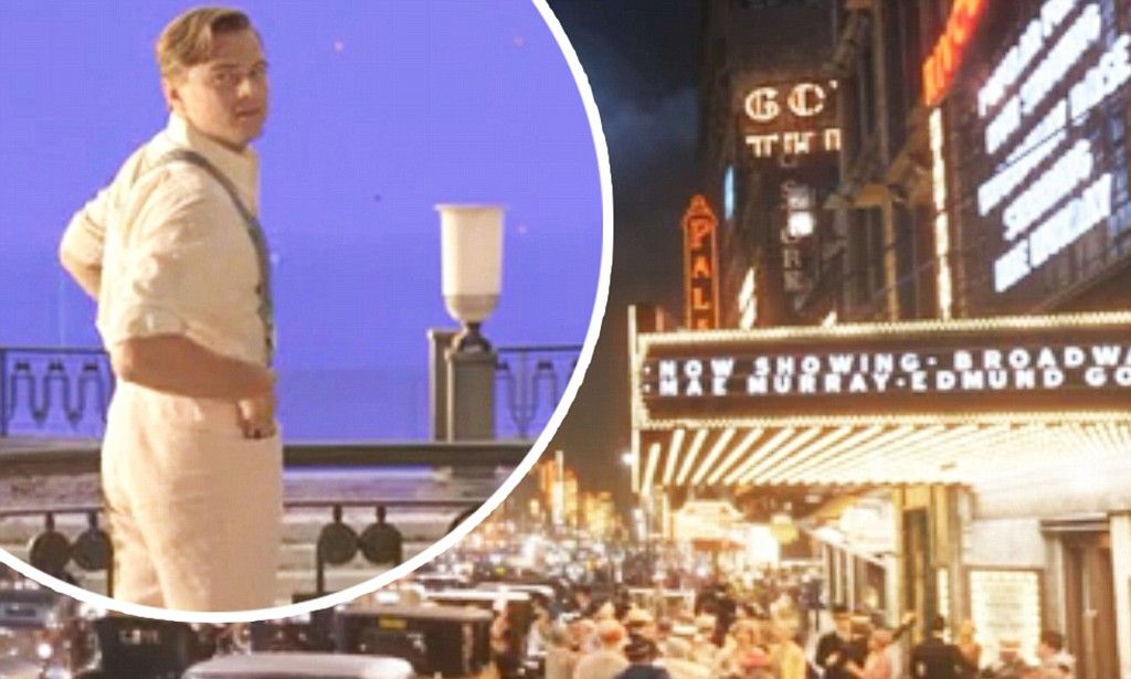 Movie magic! Watch The Great Gatsby visual effects come to life in stunning behind the scenes footage