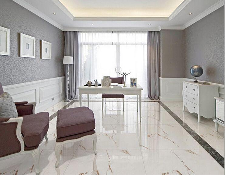 Aliexpress Com Buy Floor Tile Full Cast Glazed Tile Living Room