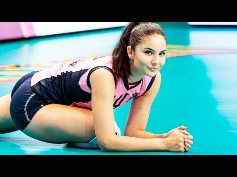 74b7187a981 Klara Peric Beautiful Girl - Amazing Volleyball SETTER | Top SETS - YouTube