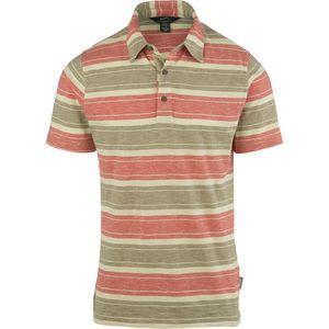 Woolrich Between The Lines II Stripe Polo Shirt - Men's