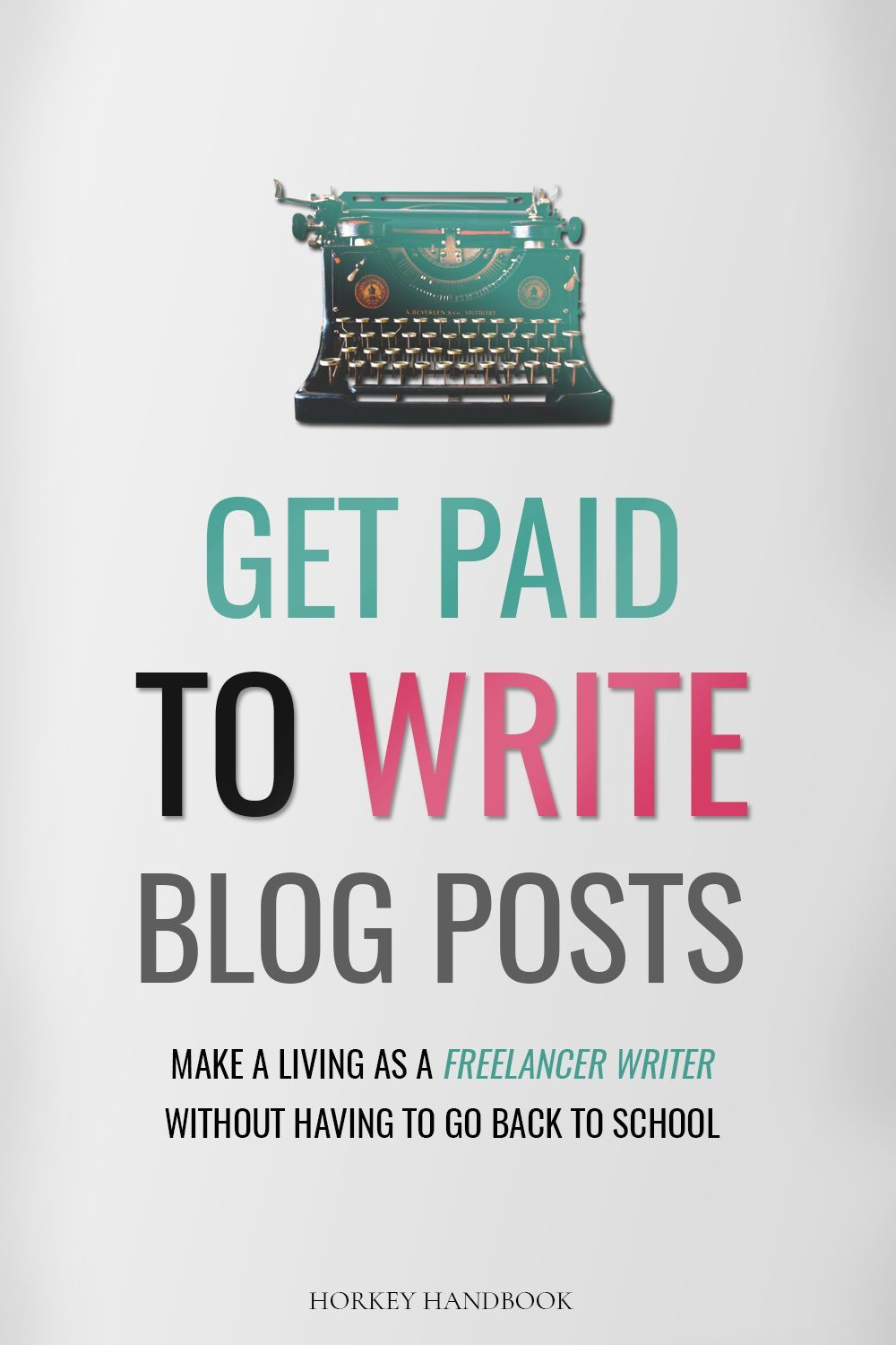 Want to a freelance writer and make money from home
