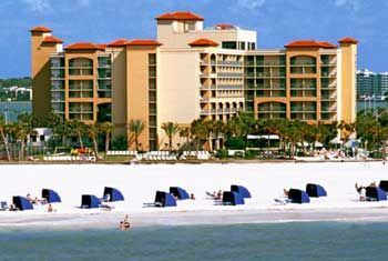 Sheraton Sand Key Resort Clearwater Beach Fl