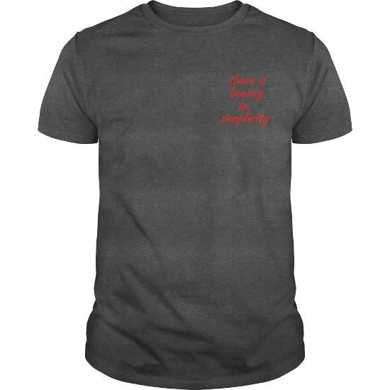 Awesome Tee Simplicity T shirt