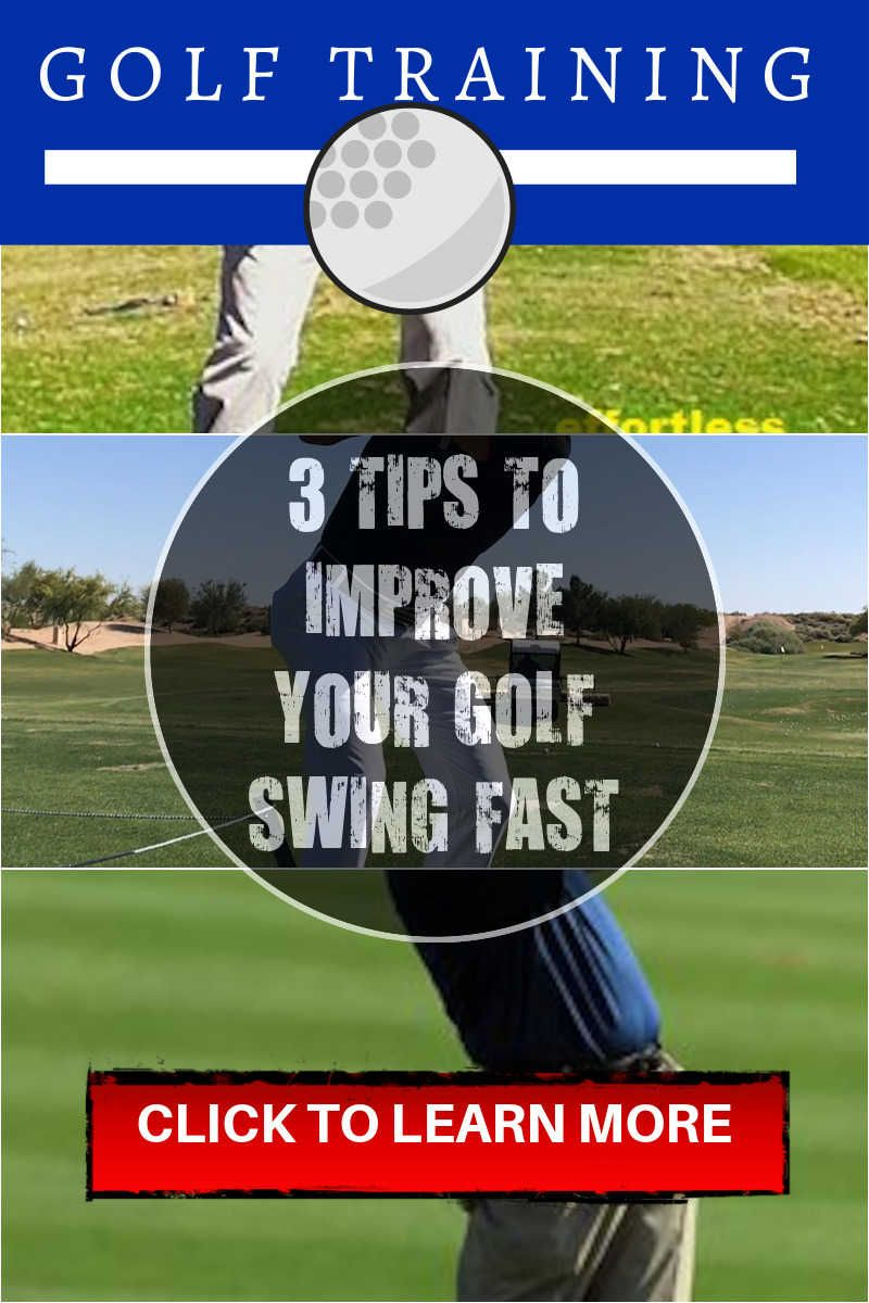 3 Tips to Improve Your Golf Swing Fast Golf swing