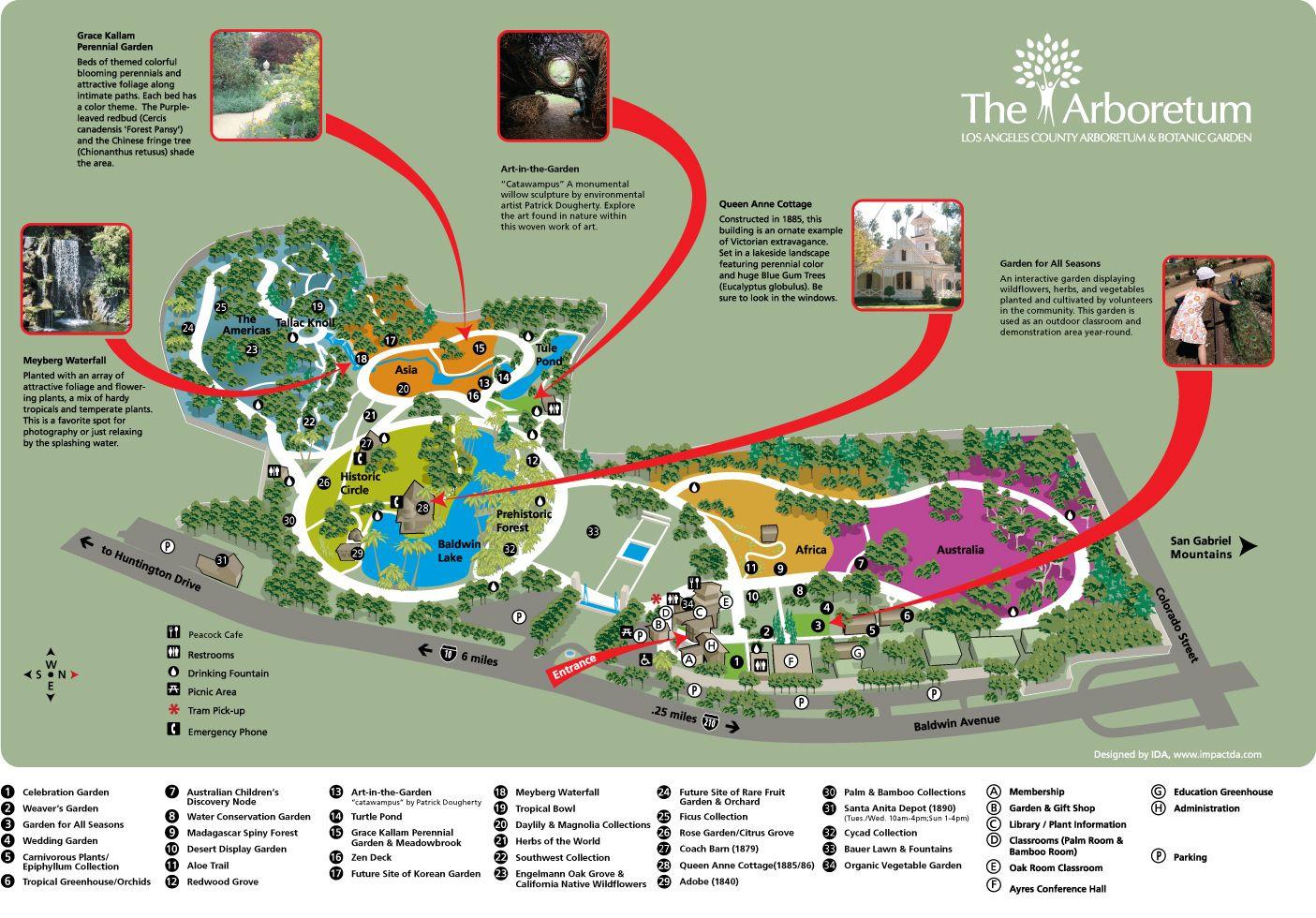 Google Image Result For Httpwwwarboretumorgimagesuploads - Us national arboretum google maps