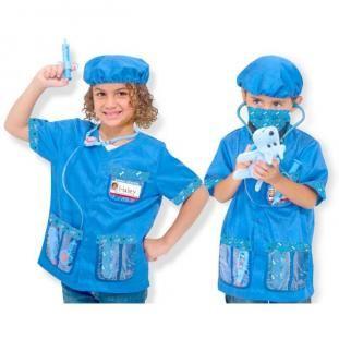 Melissa & Doug Melissa & Doug Veterinarian Role Play Costume Set