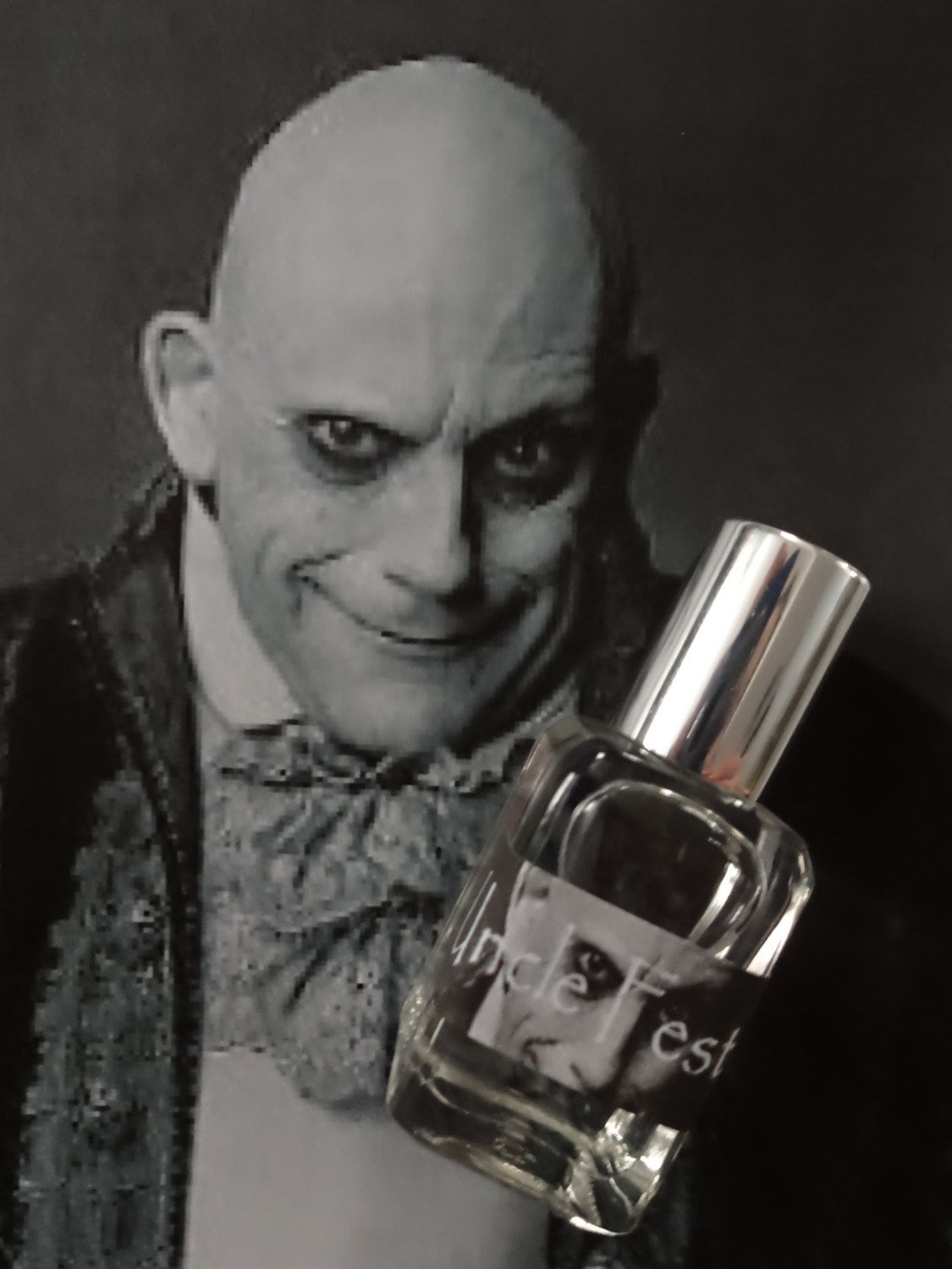 Uncle fester the addams family pinterest - Uncle Fester Cologne Oil Addams Family Tree Clearance By Anamcaragifts On Etsy