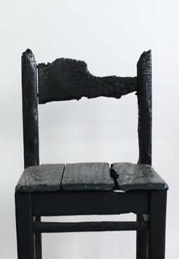 Born in Germany in 1978, Maarten Baas graduated from the prestigious Design Academy in Eindhoven in 2002. He is famous for his fanciful creations, ranging from the Smoke series of burnt furniture and the Clay Furniture collection, whose apparently unstable pieces seem to defy the rules of functional design.
