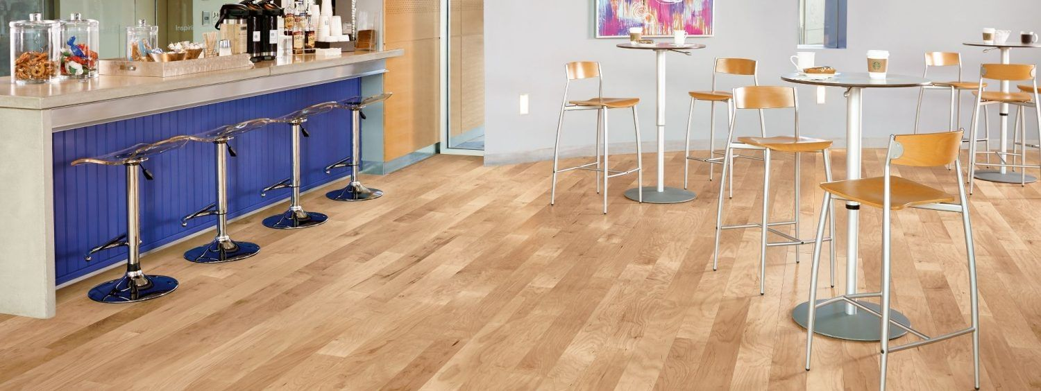 Acrylic Impregnated Wood Flooring Armstrong