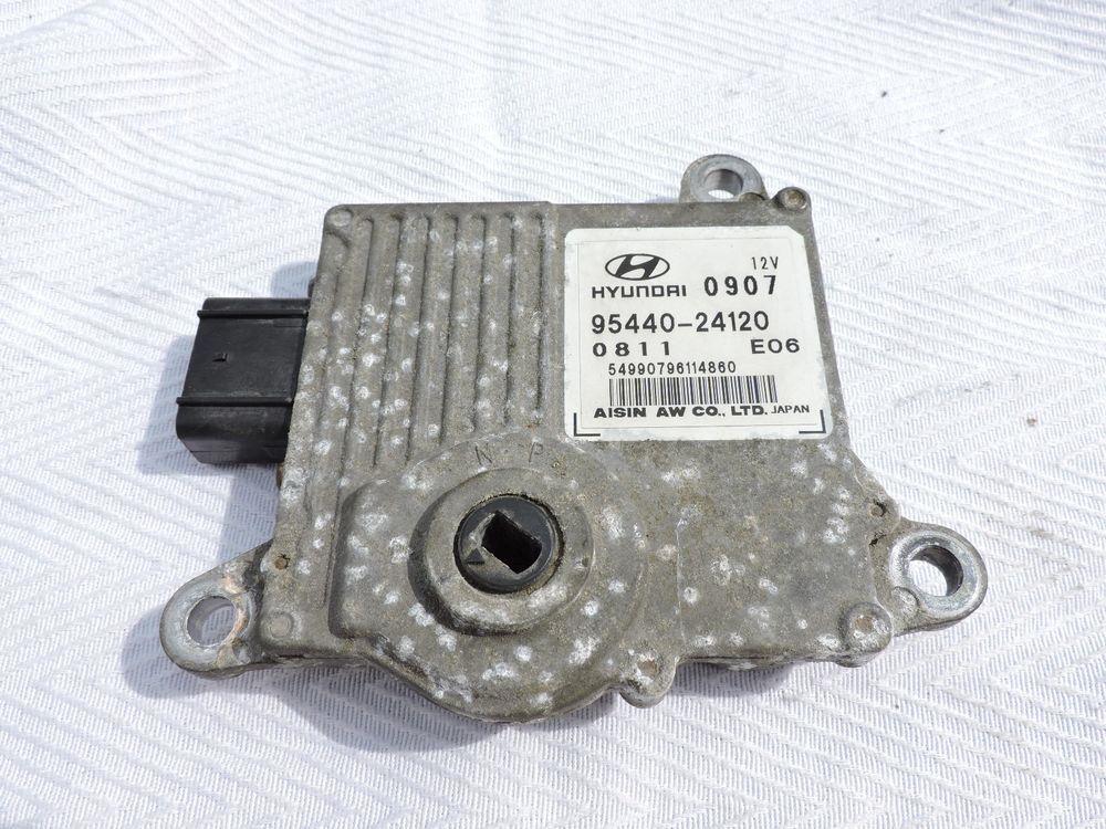 07 09 Hyundai Veracruz Transmission Control 95440 24120 Module Unit Tcu Tcm Hyundai Galactic Etsy Ebay