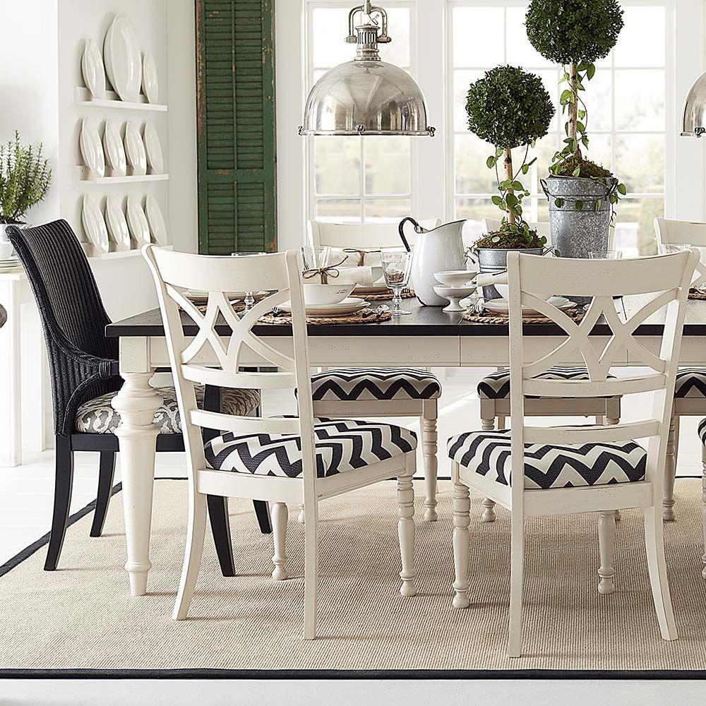 "Custom Dining 46"" Rectangular Dining Table   Dining room ..."