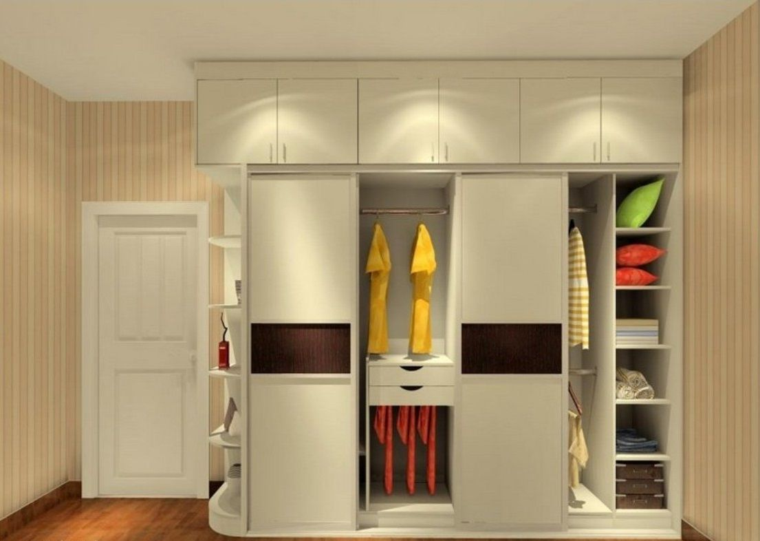 Top Pretty Ideas Of Bedroom Wardrobe Designs For Small Room At Bedroom  Cabinet Design Ideas For Small Spaces