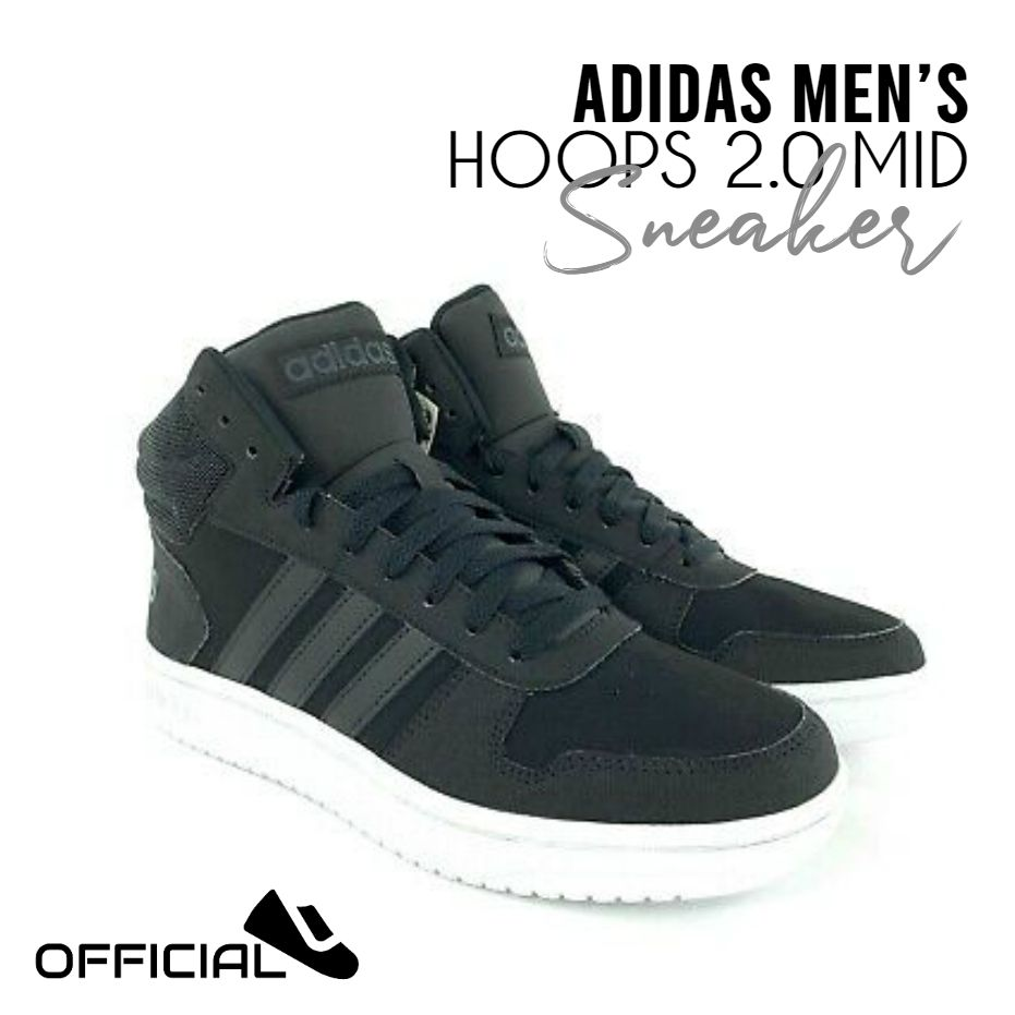 construir Deudor silencio  Adidas Men's Hoops 2.0 Mid Sneaker. - ⭐ All prices mentioned above are in  United States dollar. ⭐ This product is avail… in 2020 | Adidas men, Mens  shoes sneakers, Sneakers
