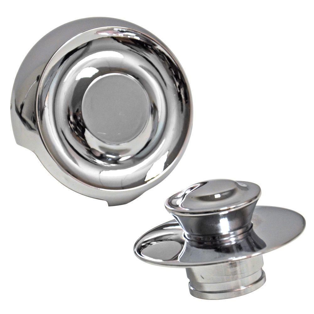 Danco Bath Drain Trim Kit In Chrome 10551 Chrome Metal Trim Tub