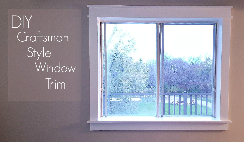 28 Ideas Exterior Window Frame Ideas Craftsman Style In 2020 Window Trim Exterior Exterior Window Molding Craftsman Window Trim