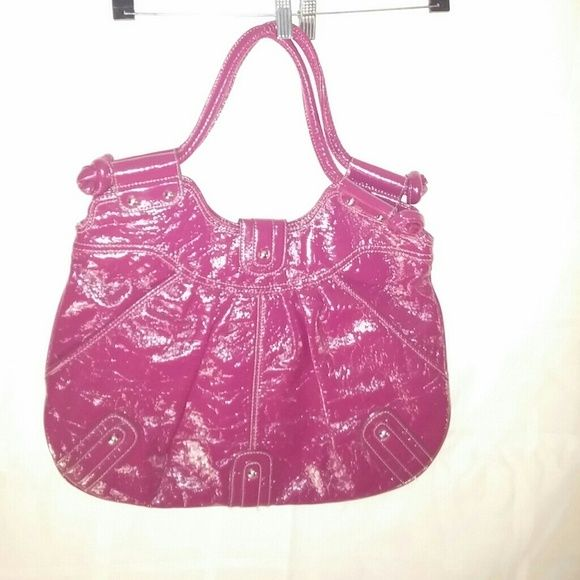 Cranberry super sexy bag This a must have for your wardrobe!! EUC PD $125.00 Bundles are always welcomed!! Pet free smoke free home!!!! emilie m Bags Shoulder Bags