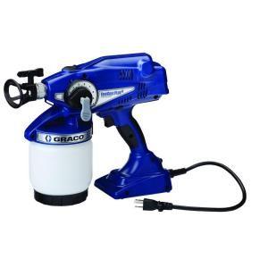 Graco Truecoat Plus Ii Airless Paint Sprayer 16n659 At The Home Depot 259 Paint Sprayer Graco Sprayers