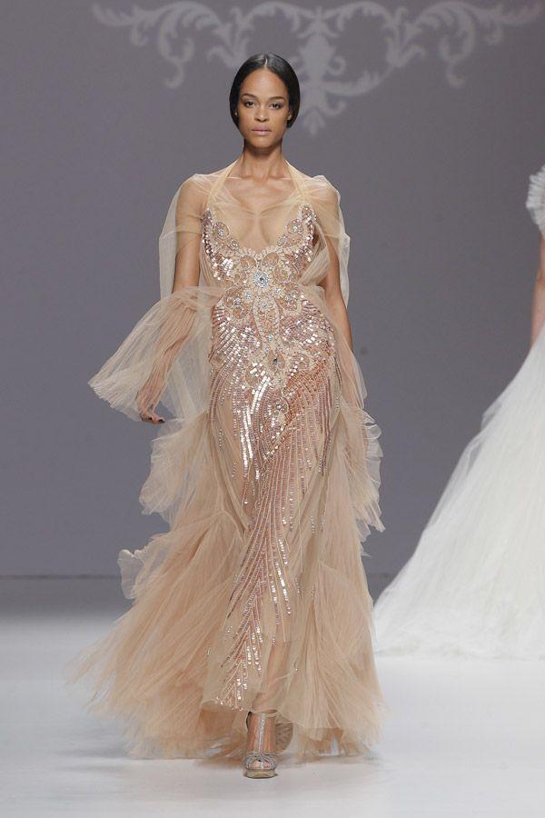 Vestidos de novia de Marco & María 2015 #boda #vestidos | Vestidos ...