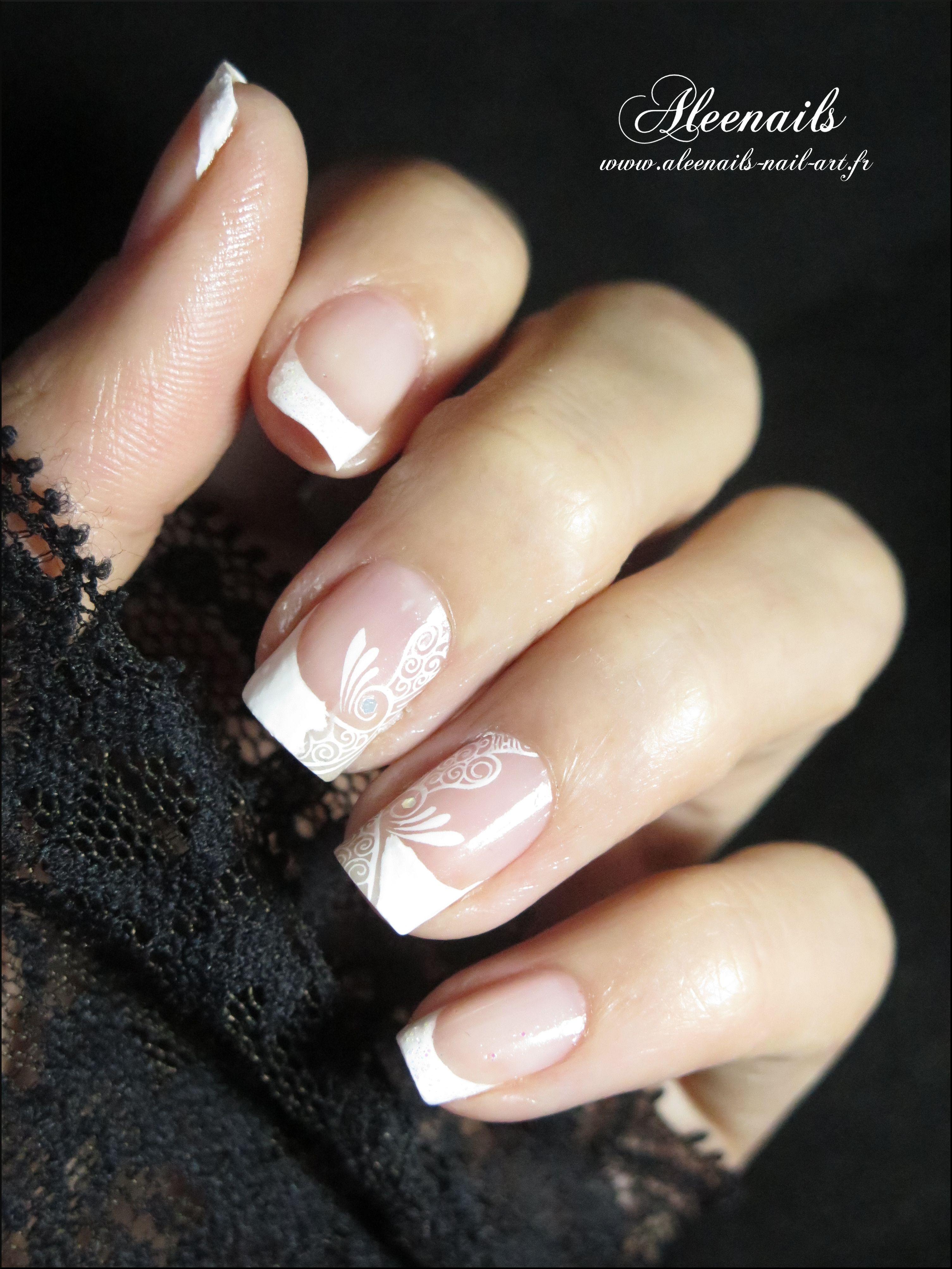 http://aleenails-nail-art.fr/nail-art-semi-french-et-stamping ...