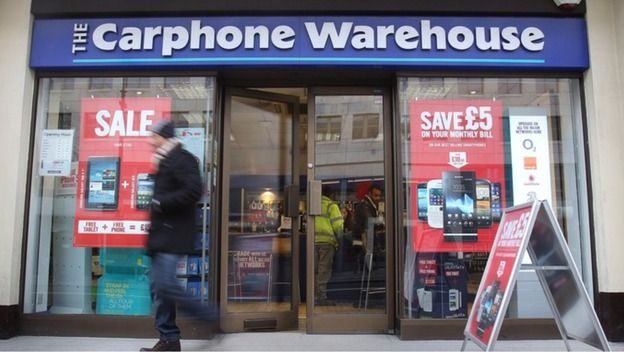 Carphone Warehouse Hacked 2 4 Million Customer Records At Risk Warehouse Hacks Records