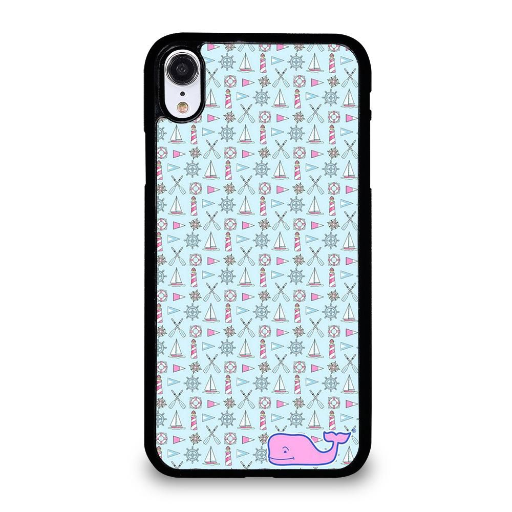 Whale kate spade pattern iphone xr case best custom