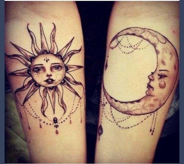 sun + moon
