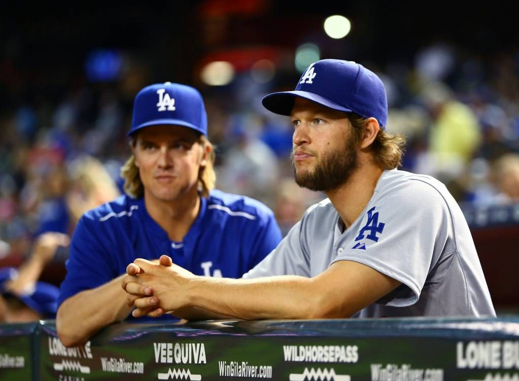 How much did you like seeing these two pitch together