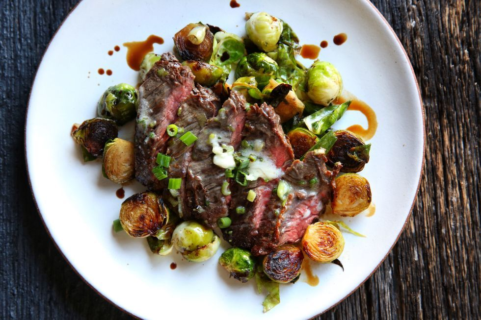 Boyfriend Steak Is the Sexiest Meal You'll Ever Make