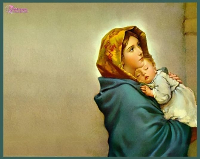A Prayer In Honor Of The Immaculate Conception Religion Jesus