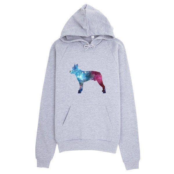 Boston Terrier Galaxy Hoodie
