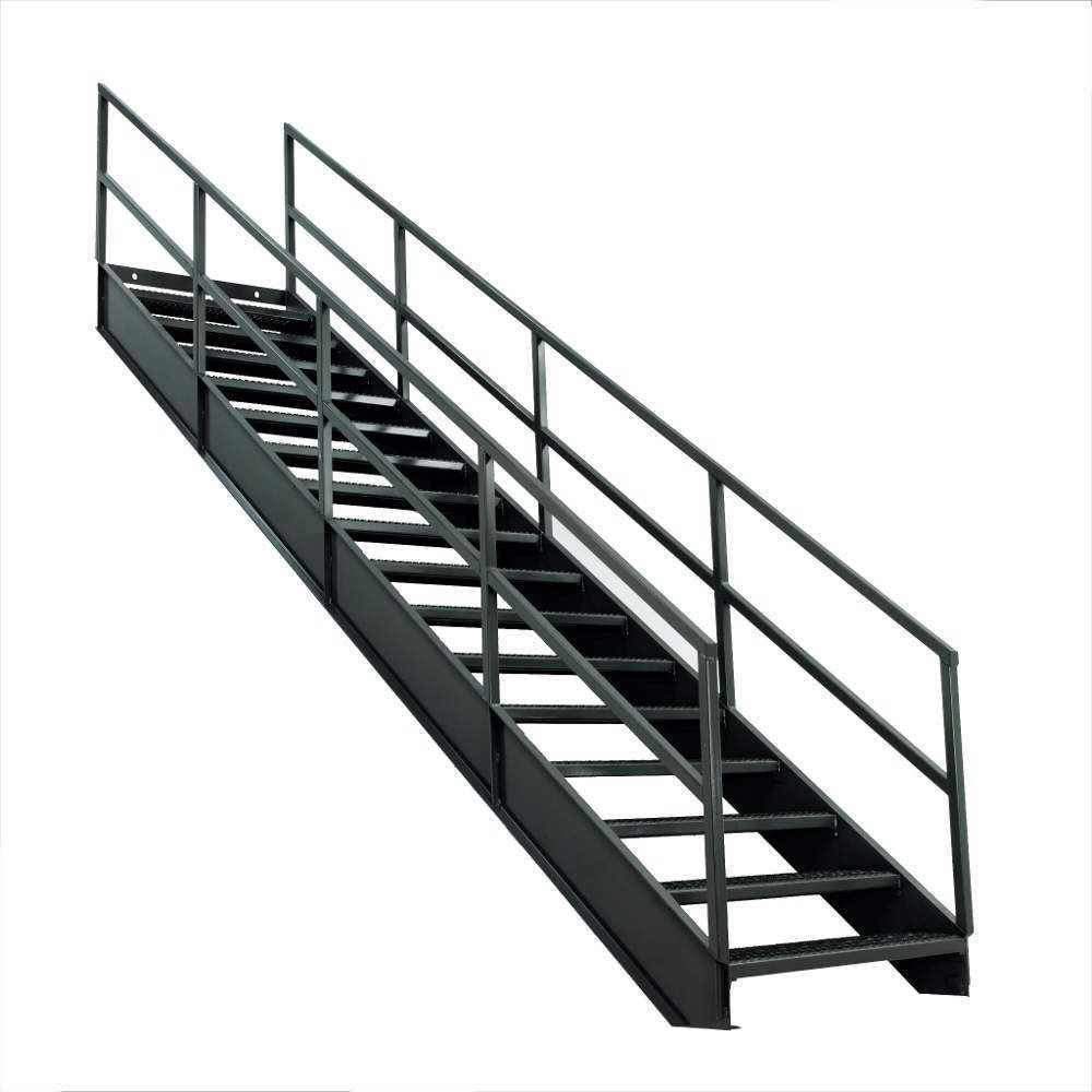 Grainger Approved Is56 36 8cex4 Stair Unit Carbon Steel