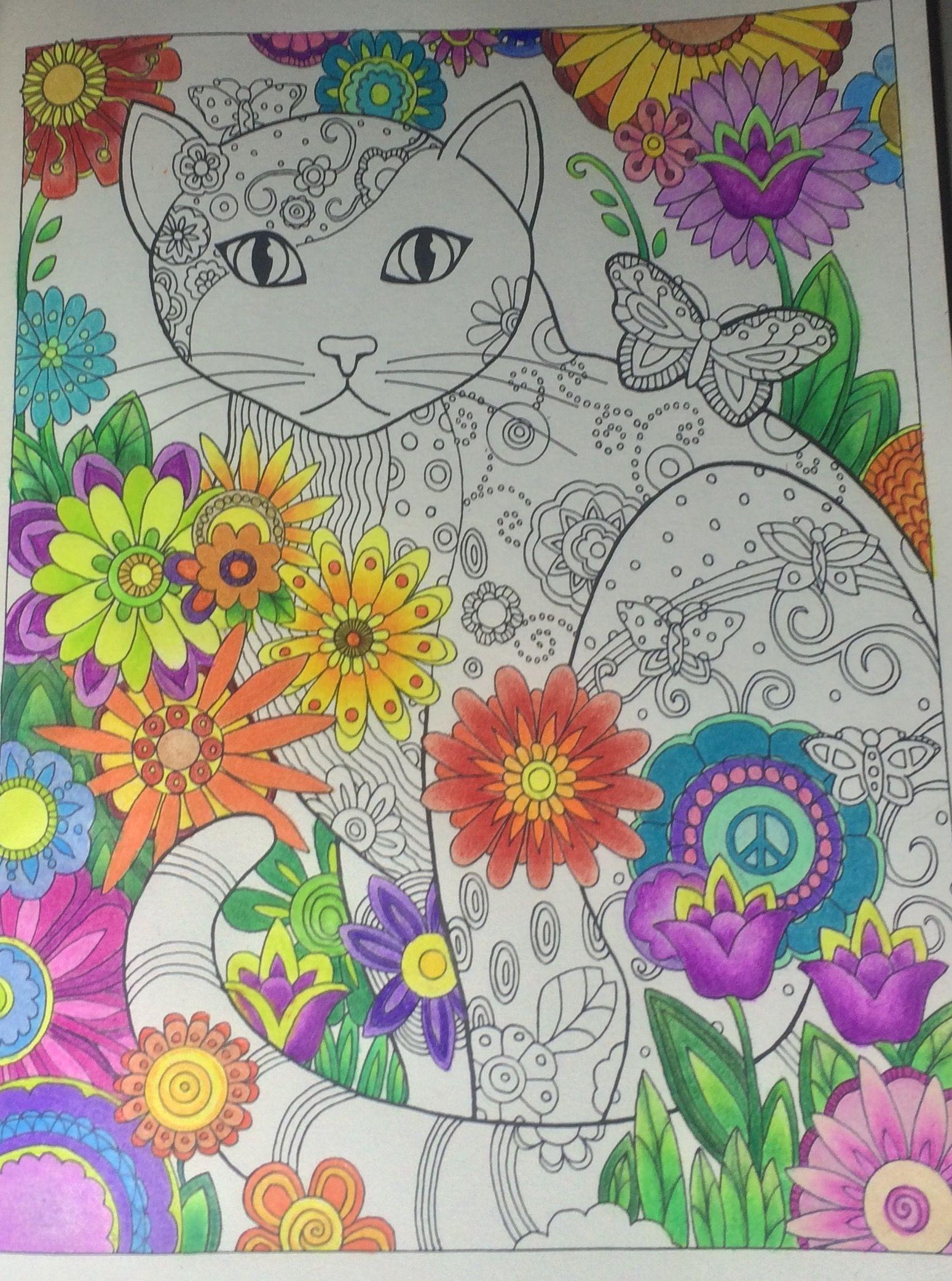 E vamos colorindo....
