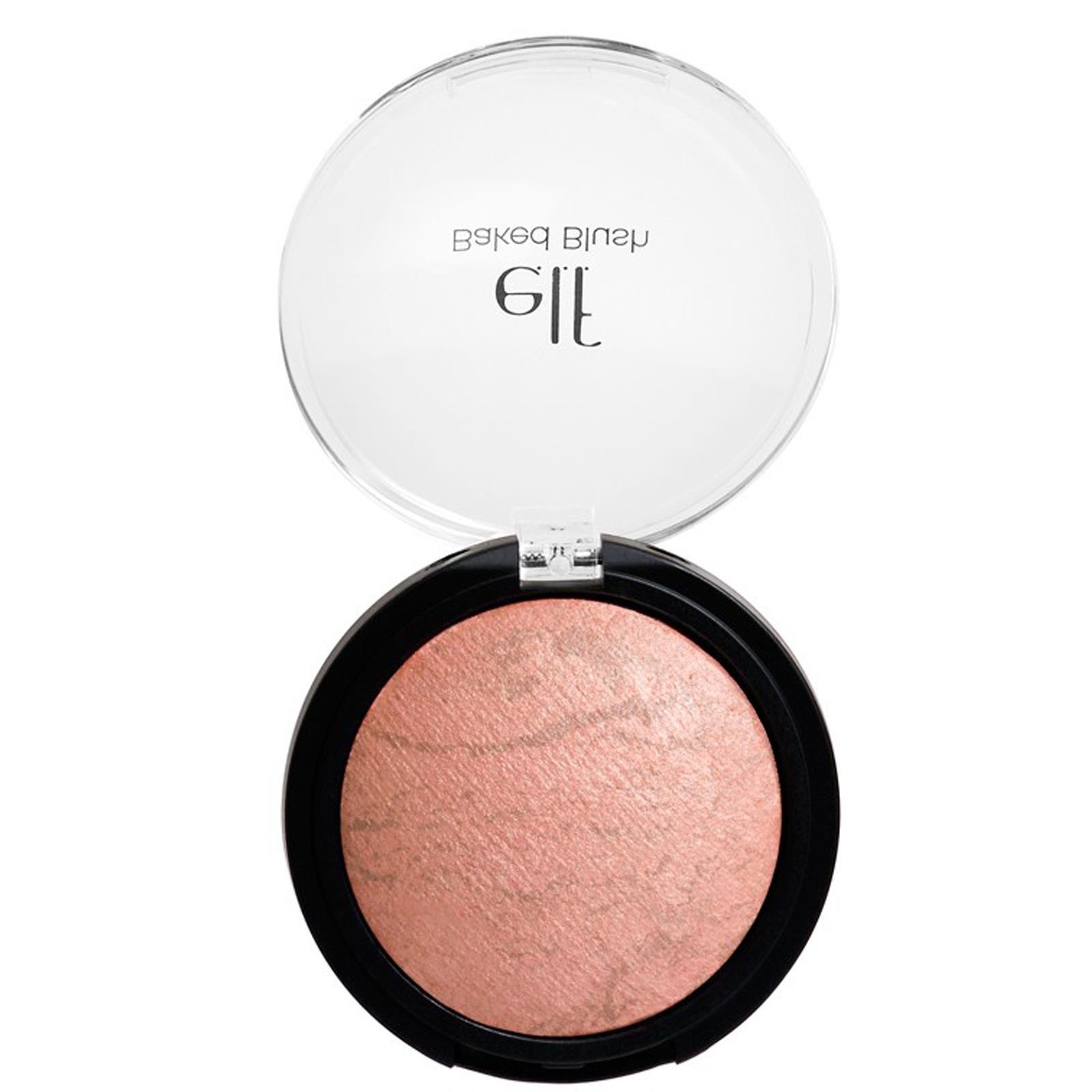 E.L.F., Baked Blush, Peachy Cheeky, 0.21 oz (6 g