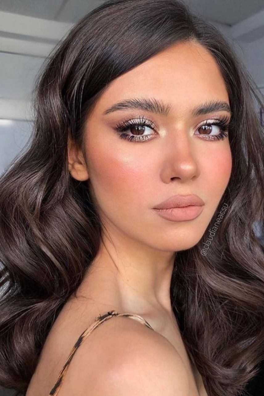 Makeup Tips to Look Extra during Fall!  Hair makeup, Face beauty