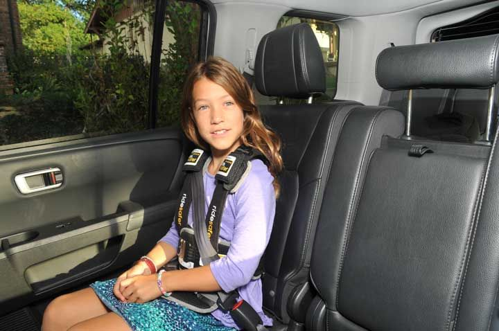 Boosters Are Part Of The Belt Positioning Car Seat Stage And There Is A Booster Alternative Its RideSaferR Travel Vest