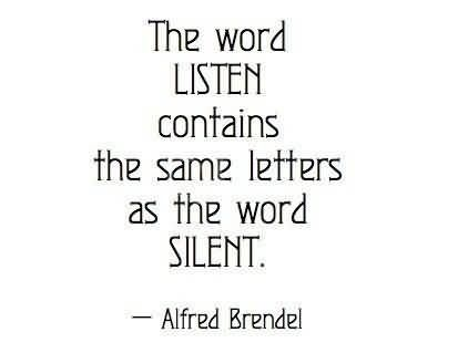 b>Listening</b> <b>Quotes</b> & Sayings, Pictures and Images ...
