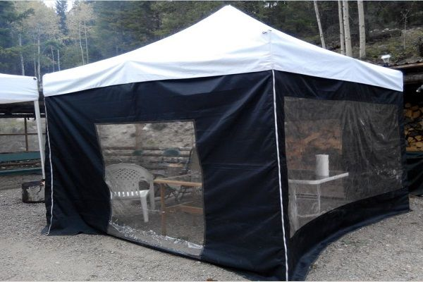 Alpha Tent And Awning | Tent, Easy up tent, Tent awning