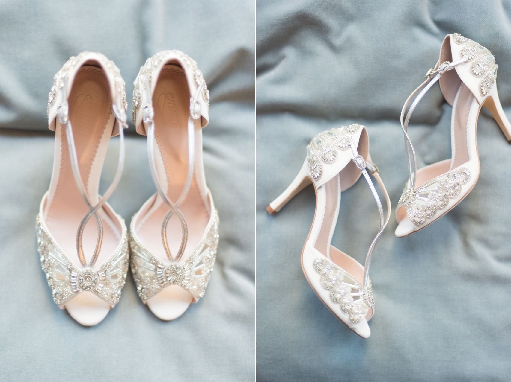 The Exquisite New Bridal Shoes Collection from Emmy London | Bridal ...