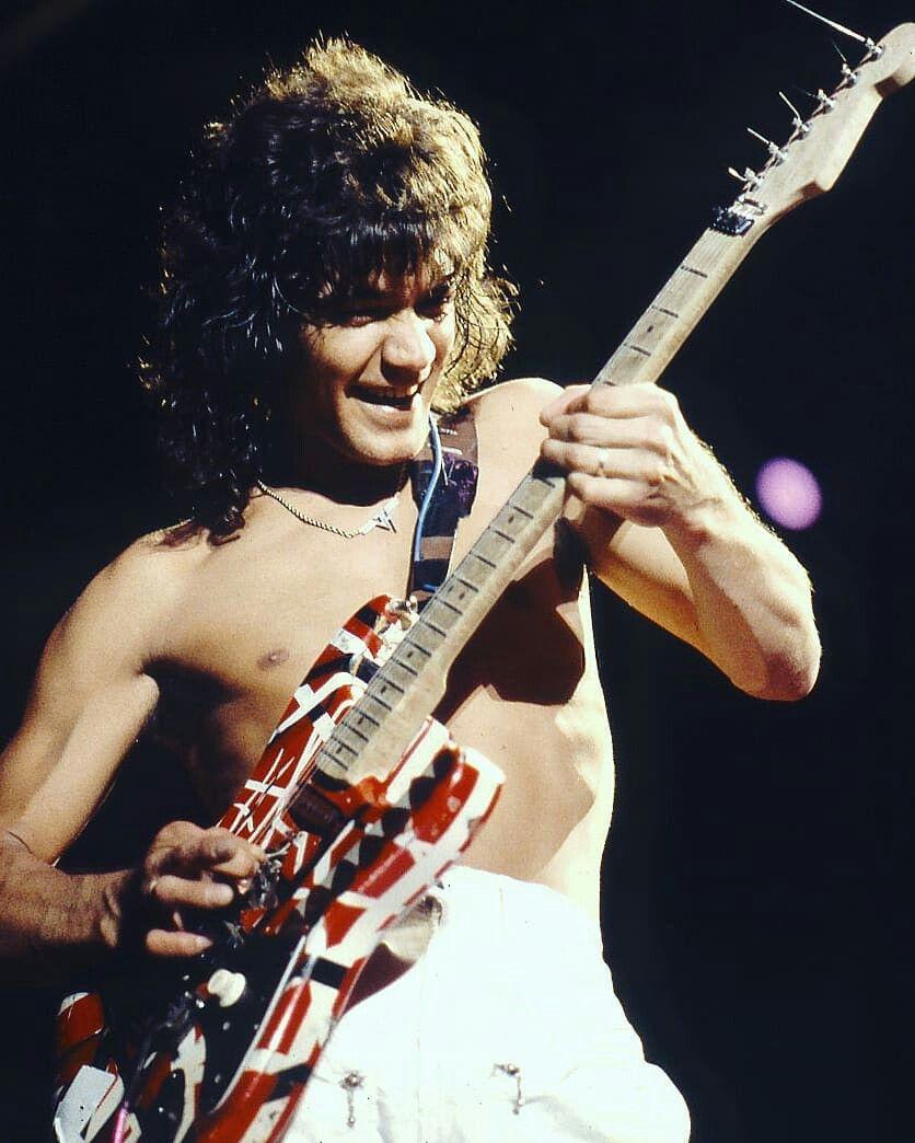 Instagram Com Eddievanhalenphotos Eddie Van Halen Van Halen Classic Rock Bands