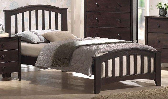 ACME San Marino Full Bed Dark Walnut - 04985F