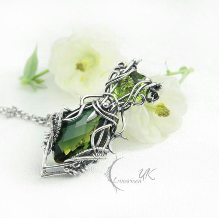 Emerald pendant lunaireen uk i want that pinterest emerald pendant lunaireen uk aloadofball Image collections