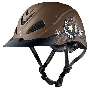 Saddles Tack Horse Supplies - ChickSaddlery.com Troxel Rebel Pro Western Helmet