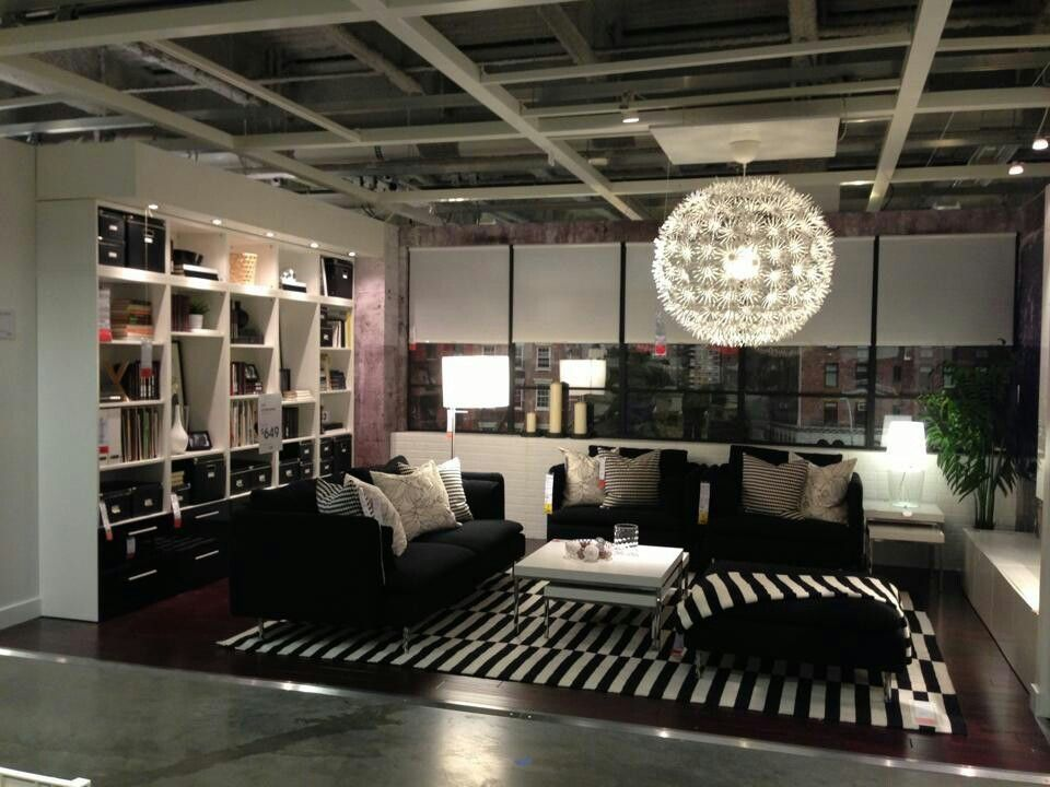 Image result for ikea showroom houses