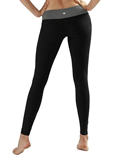 158ecdc59d5085 Women's Athletic Pants - Yoga Reflex Womens Active Workout Running Yoga  Leggings Pants Hidden Pocket >>> Read more reviews of the product by  visiting the ...