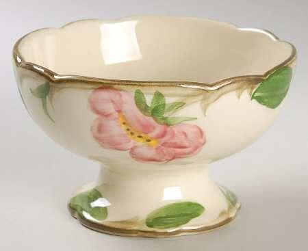 Franciscan Desert Rose (USA Backstamp) China Sherbet | Dishes Desert ...