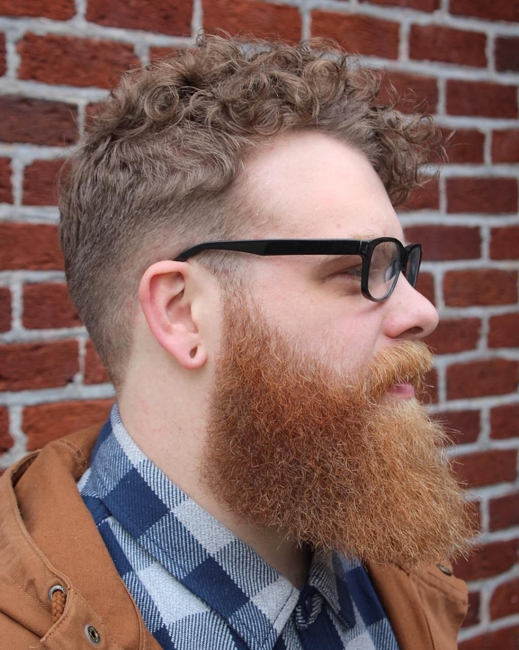 Best Hairstyle for Curly Hair Male in 2020 Short hair