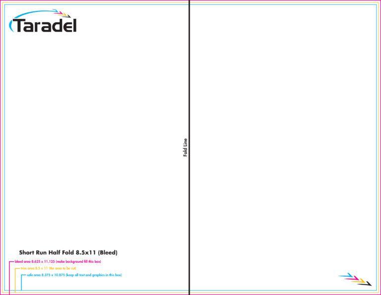 Taradel Brochures Templates Within 8 5 X11 Brochure Intended For 8 5 X11 Brochure Template Free Brochure Template Brochure Template Brochure Design Template