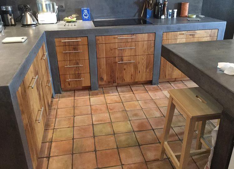 Épinglé Par Lolo Sur Cuisine Campagne Pinterest Cuisine - Facade porte meuble cuisine pour idees de deco de cuisine
