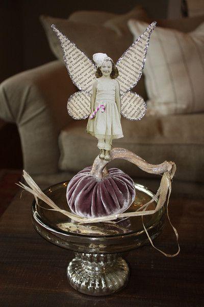 The Lemonista: Sugar Plum Fairy Tutorial